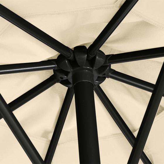 Ampelschirm Klassiko, 300 cm, beige | #6