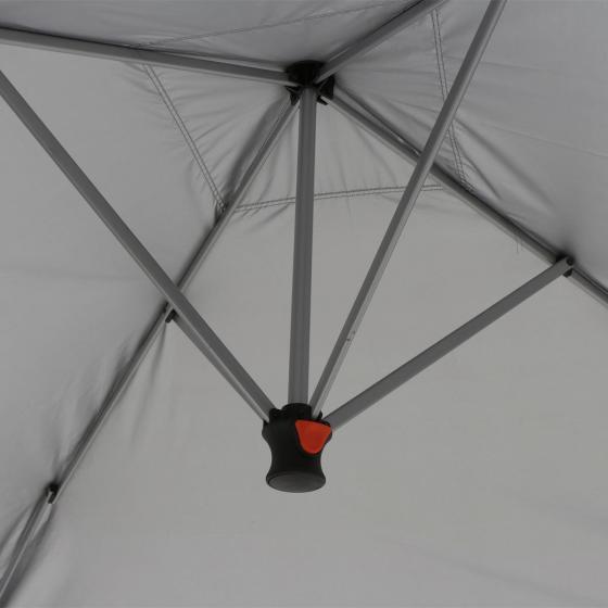 Faltpavillon EasyUp, 300x300 cm, anthrazit | #6