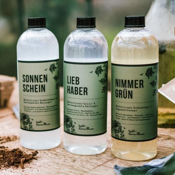 Natürliches Grünbelag- und Algenentferner-Konzentrat Nimmergrün, 750 ml | #6