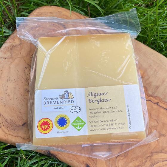 Genießer-Set Allgäuer Berggarten mit 140 g Bergkäse | #6