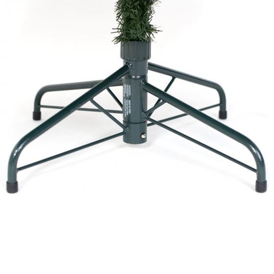 Künstlicher Weihnachtsbaum Kiefer mit LED-Beleuchtung, 180 cm | #6