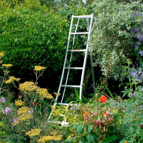 NIWAKI 3-Holm-Gartenleiter 180 cm | #7