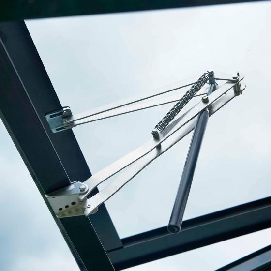 Gewächshaus Premium 10,9 m² anthrazit | #7