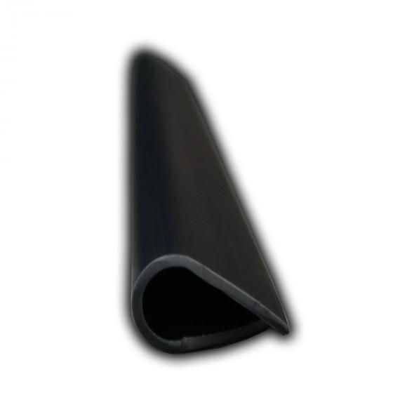 PVC Sichtschutz Zaunfolie dunkelgrau | #7