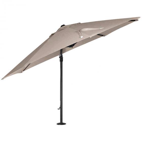 Sonnenschirm Alphawing N+ Ø 3,5 m, grau | #7