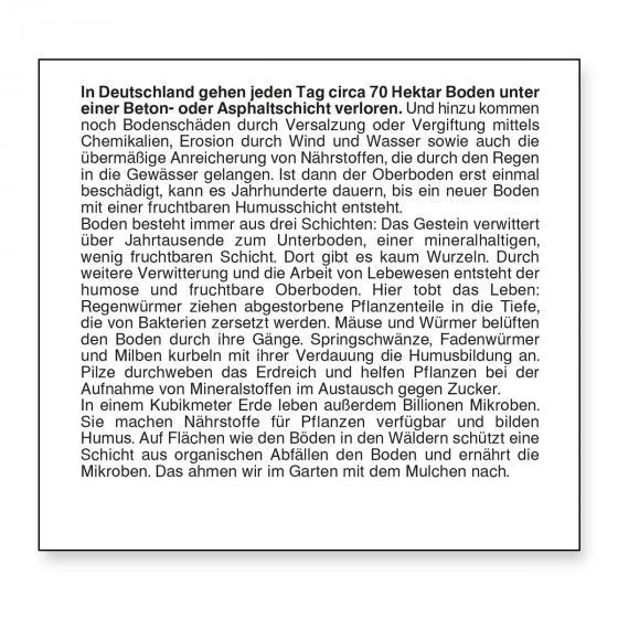 Tages-Garten-Kalender Der Grüne Wink® | #7
