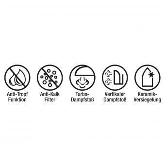CLEANmaxx Kabelloses Dampfbügeleisen | #8