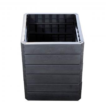 ERGO QUADRO Hochbeetsystem S, 60x60x25 cm | #8