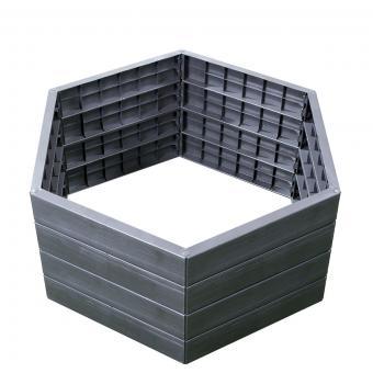 Garantia ERGO Hochbeet-System, Durchmesser 110xH 25 cm | #8