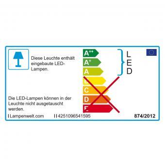 Solar-LED-Außenwandleuchte Eileen, 25x17x23 cm, Edelstahl, silber | #8