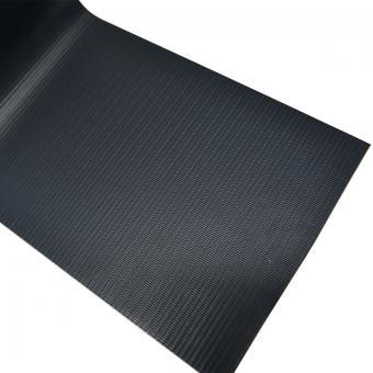 PVC Sichtschutz Zaunfolie dunkelgrau | #8
