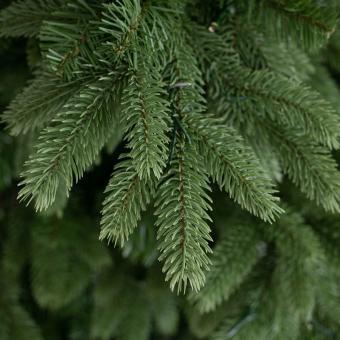 Künstlicher Weihnachtsbaum Fichte, mit LED-Beleuchtung, 150 cm | #8