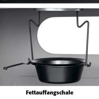 Gasgrill Manhatten, 4-Brenner, Seitenkocher, Horizontalbrenner | #9