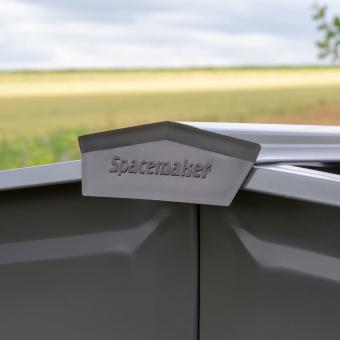 Spacemaker Metallgerätehaus Satteldach 10x10 | #9