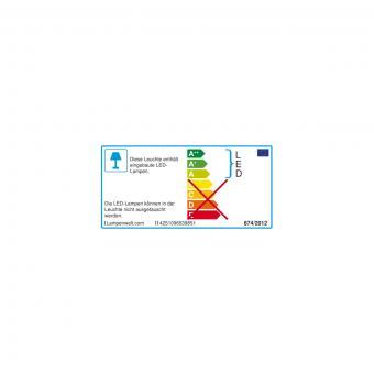 Solar-LED-Sockelleuchte Kalypso mit Bewegungsmelder, 50x7,8x7,8 cm, Edelstahl, silber | #9