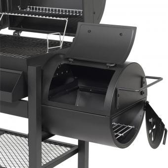 Kohle-Gas-Kombigrill Sierra 3in1   #9