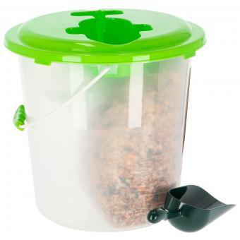 Vogelfutter-MIschung für Wildvögel, im Eimer mit Kelle, 2,5 kg | #9