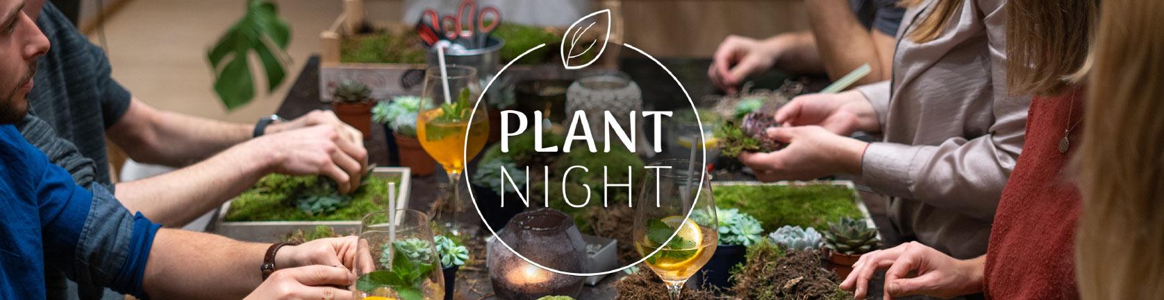 PlantNight Eventgutscheine