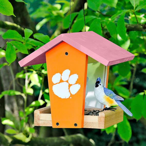 Vogelfutterhaus Katzenpfötchen