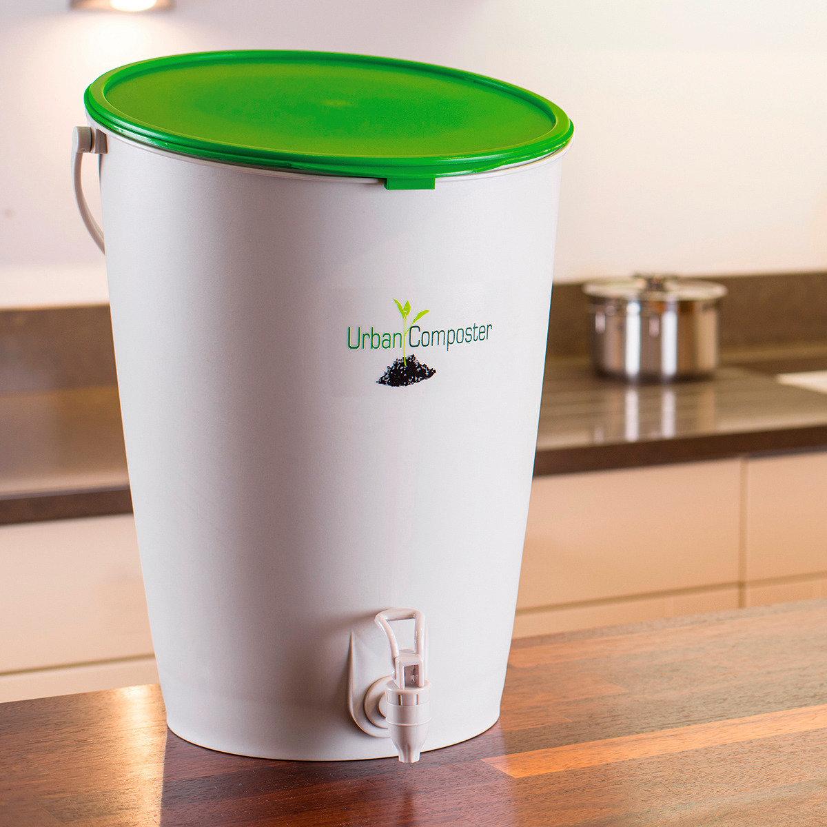 urban komposter 15 liter inkl kompost beschleuniger online kaufen bei g rtner p tschke. Black Bedroom Furniture Sets. Home Design Ideas