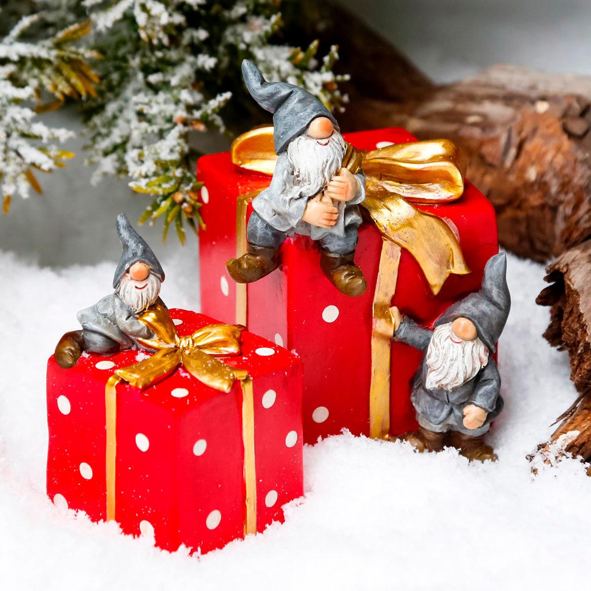 Geschenke wichtel 2er set von g rtner p tschke for Gartendeko neuheiten