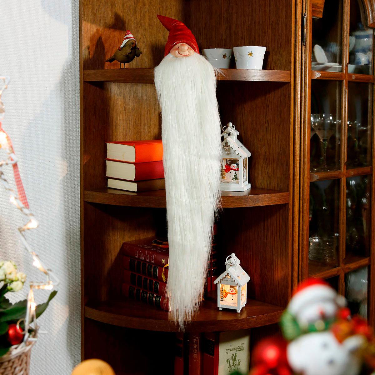 Weihnachts-Wichtel Rauschebart, mittel