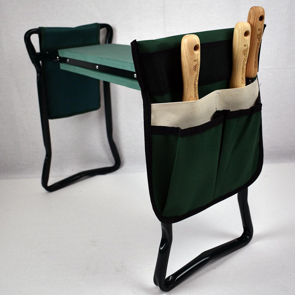 Ersatz-Werkzeugtasche für Knie- und Gartenbank