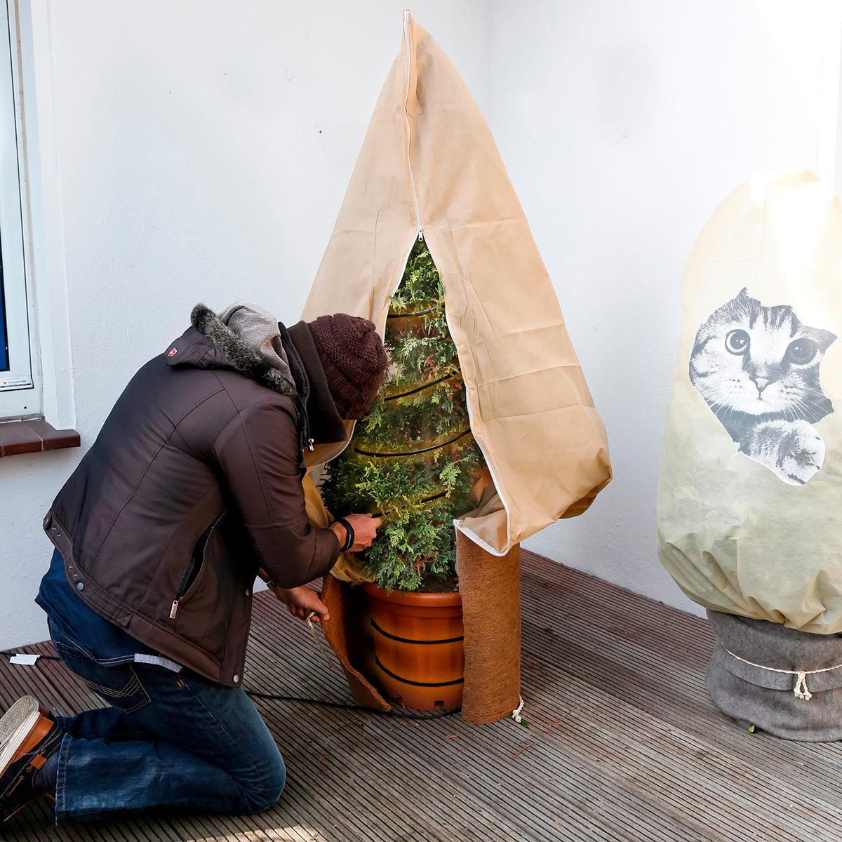 Frostschutz-Heizkabel, selbstlimitierend, 6 m