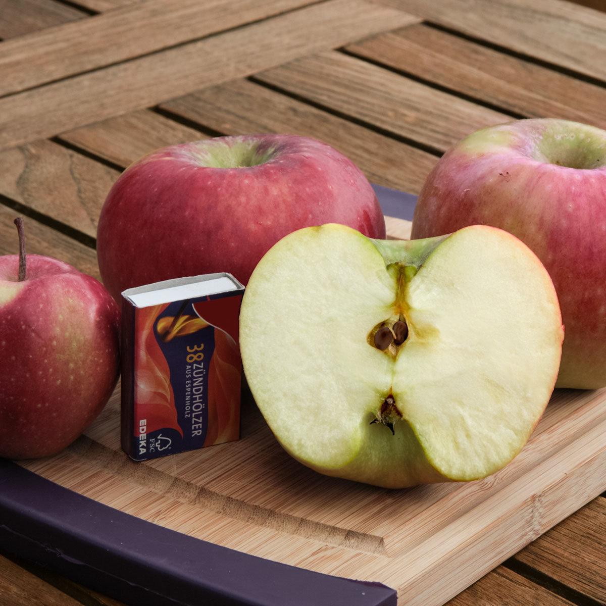 Riesen-Apfel Kirgisischer Apfel