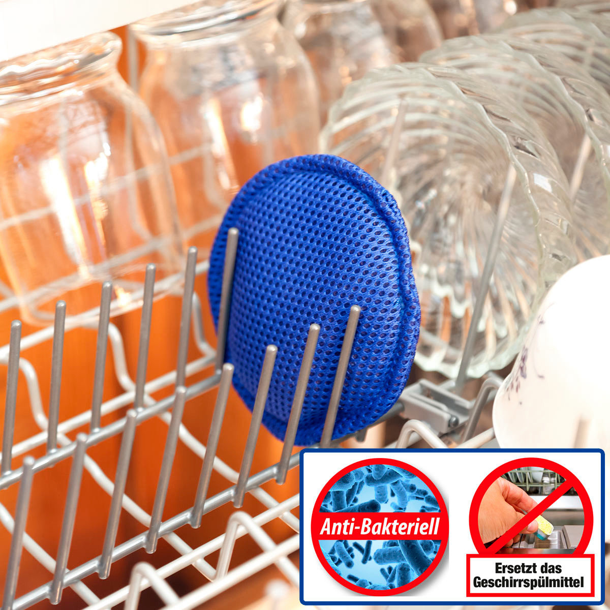 Geschirrspülmaschinen-Kissen
