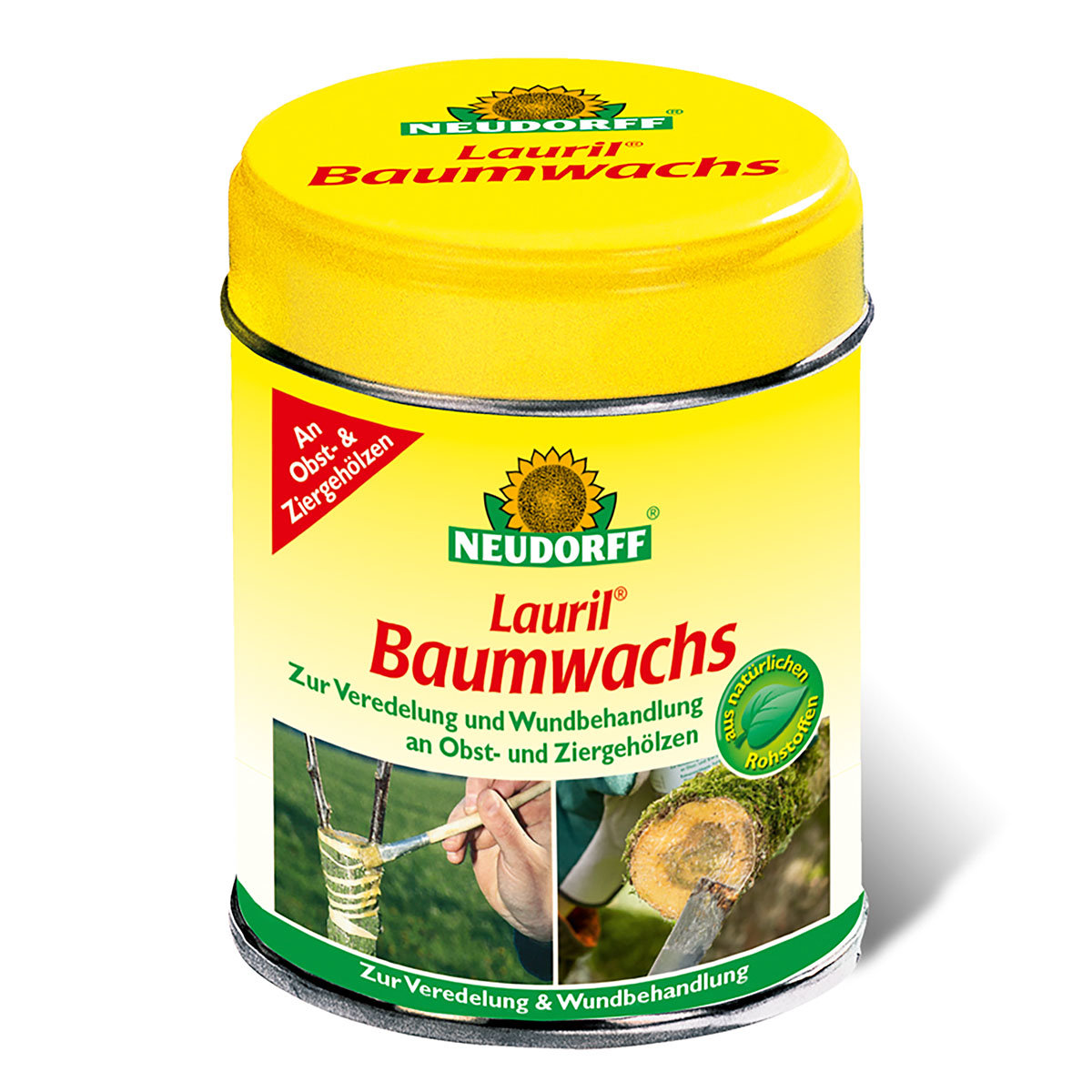 Lauril Baumwachs, 250 g Dose