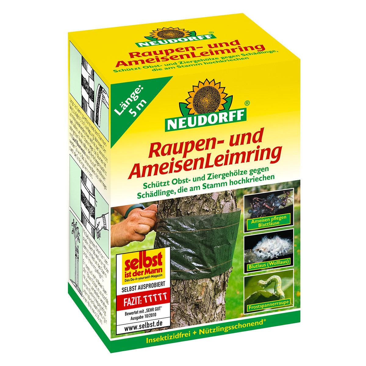 Neudorff Raupen- und AmeisenLeimring, 5 m