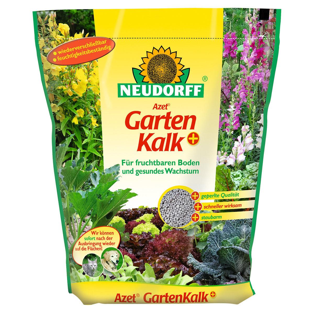 Neudorff Azet GartenKalk+, 2,5 kg