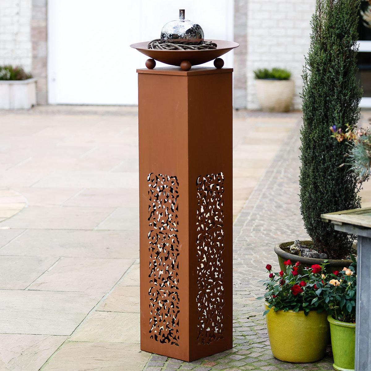 Dekos ule schale new marrakesch von g rtner p tschke for Gartendeko neuheiten