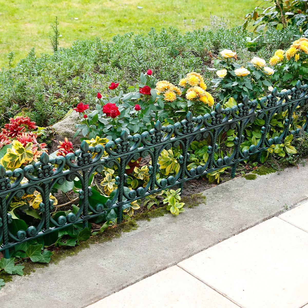Beetzaun, 5er-Set Top Garden