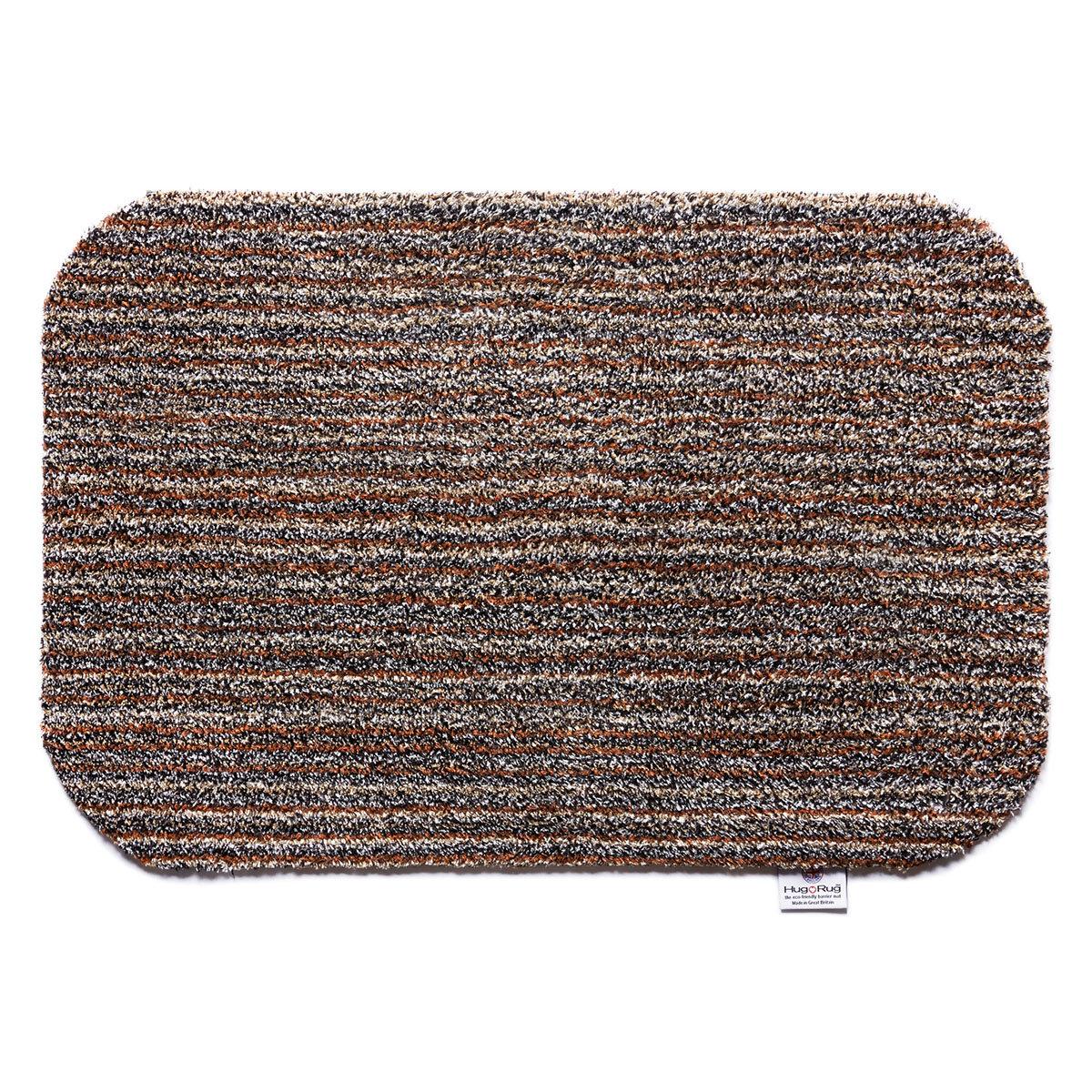 Fußmatte, horizontal gestreift