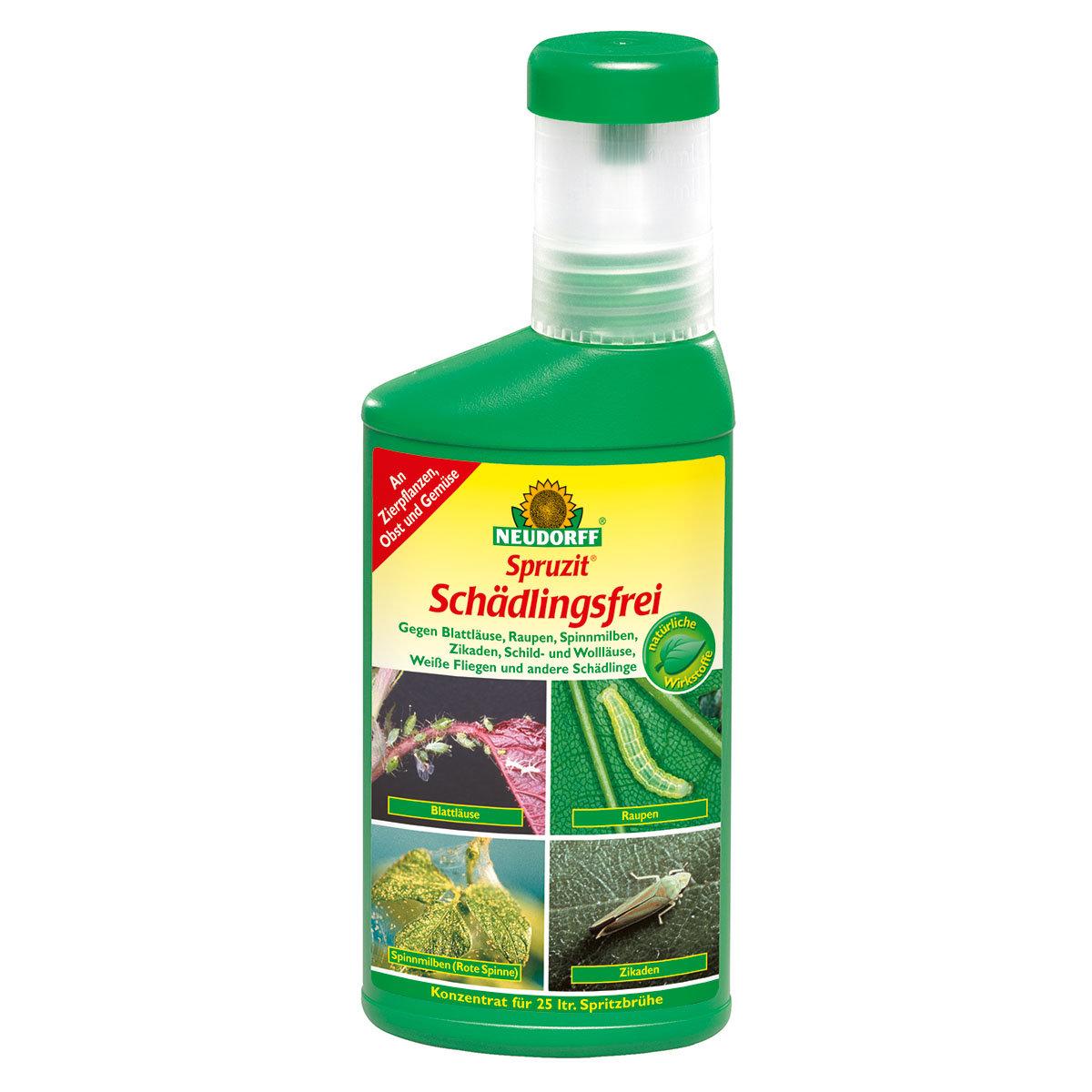 Neudorff Schädlingsfrei Spruzit, 250 ml