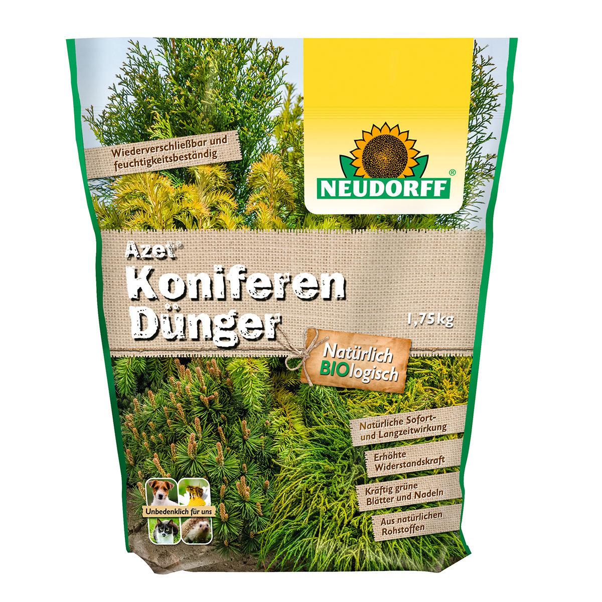 Neudorff Azet KoniferenDünger, 1,75 kg
