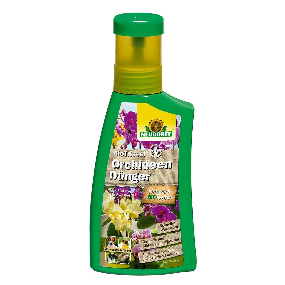 Neudorff BioTrissol Plus OrchideenDünger, 250 ml
