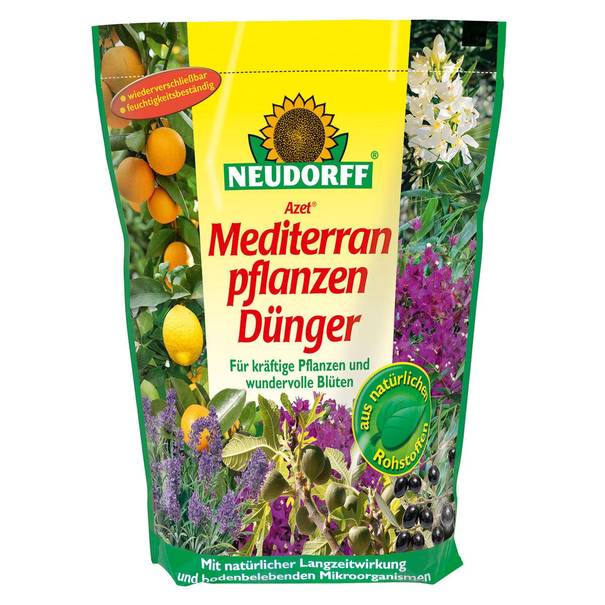 Neudorff Azet MediterranpflanzenDünger, 750 g