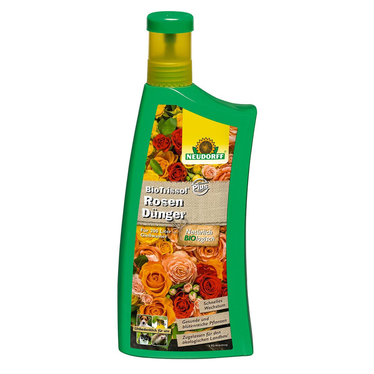 Neudorff BioTrissol Plus RosenDünger, 1 Liter