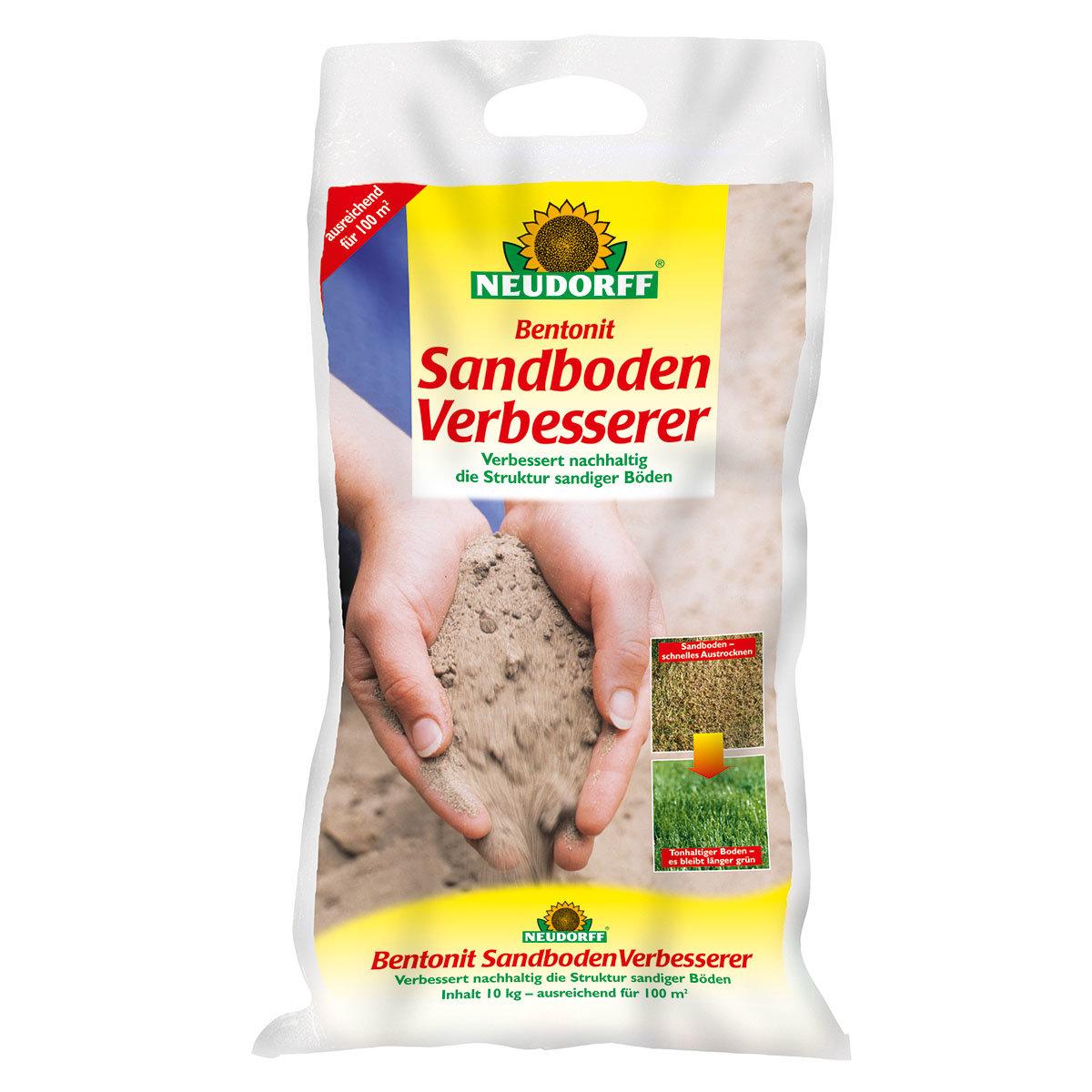 Neudorff Betonit SandbodenVerbesserer, 10 kg