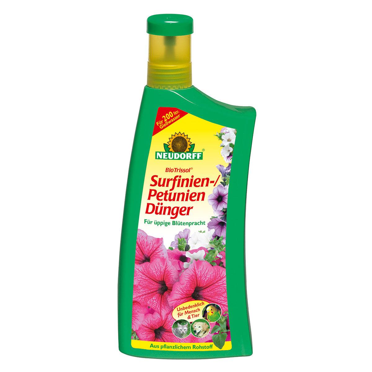 Neudorff® BioTrissol® Surfinien- / PetunienDünger, 1 Liter