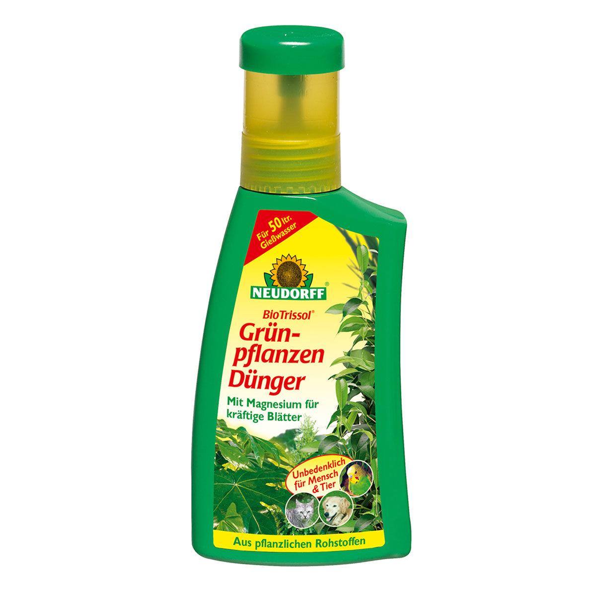 Neudorff BioTrissol GrünpflanzenDünger, 250 ml
