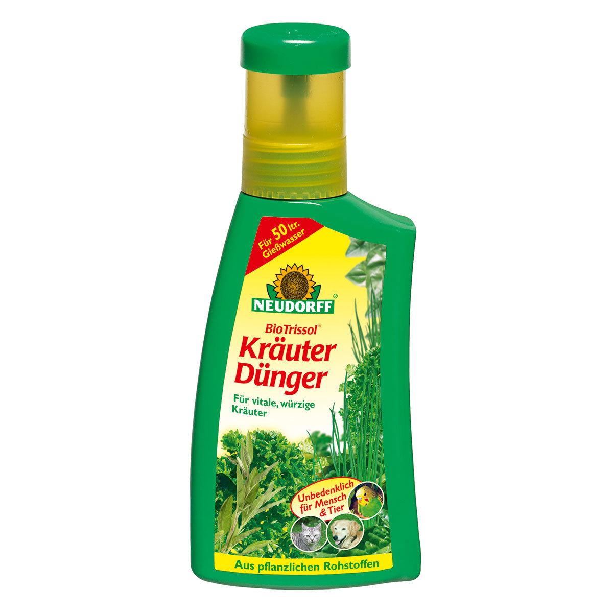 Neudorff® BioTrissol® KräuterDünger, 250 ml