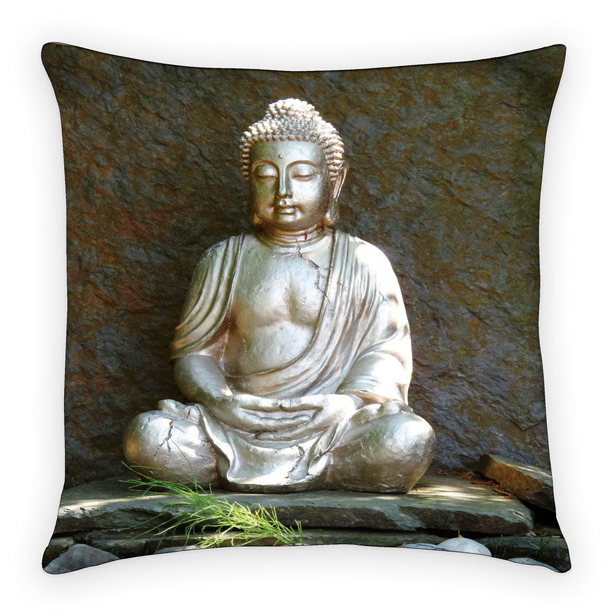 Outdoor-Kissen Buddha