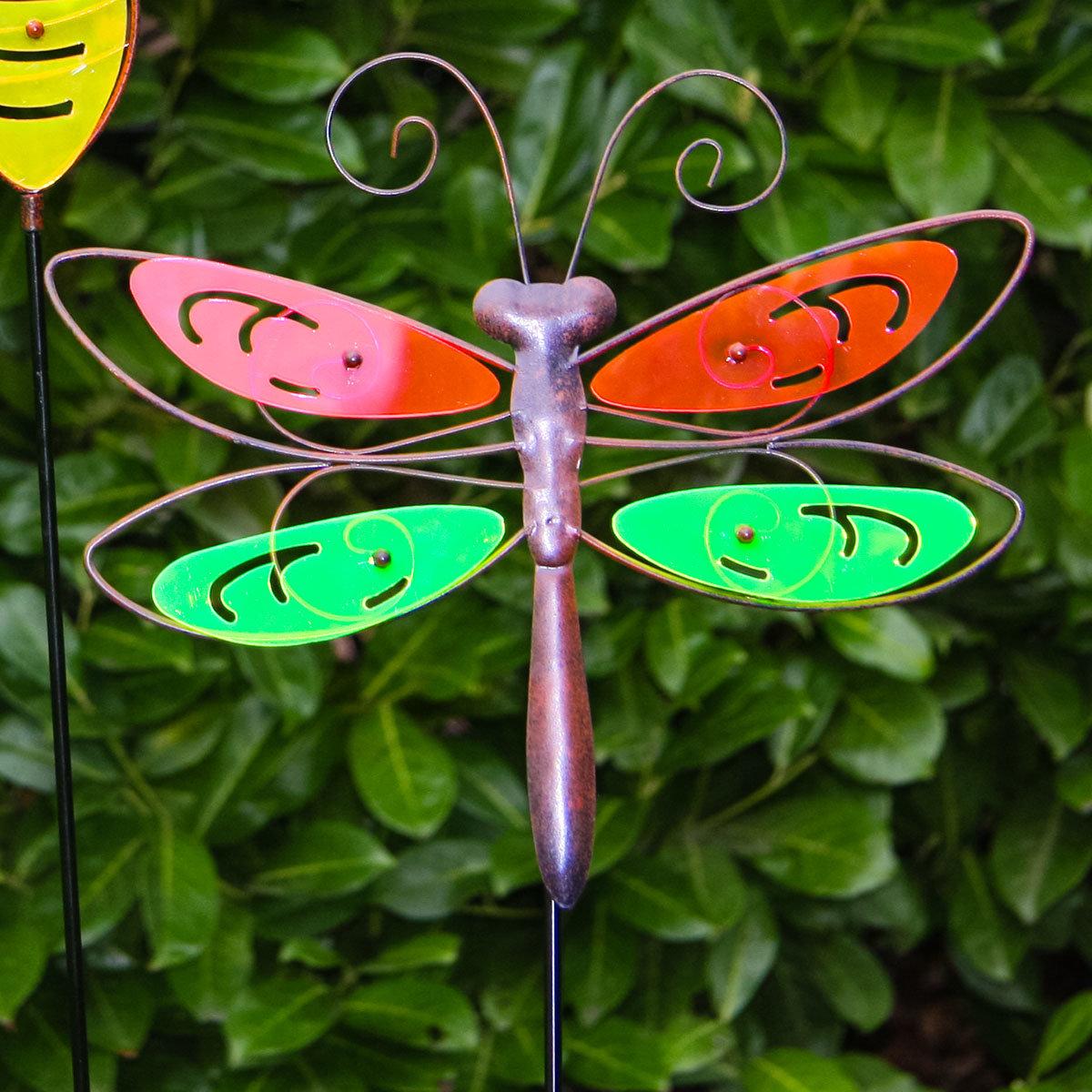 Lichtfänger Trio Farbenfroh Libelle