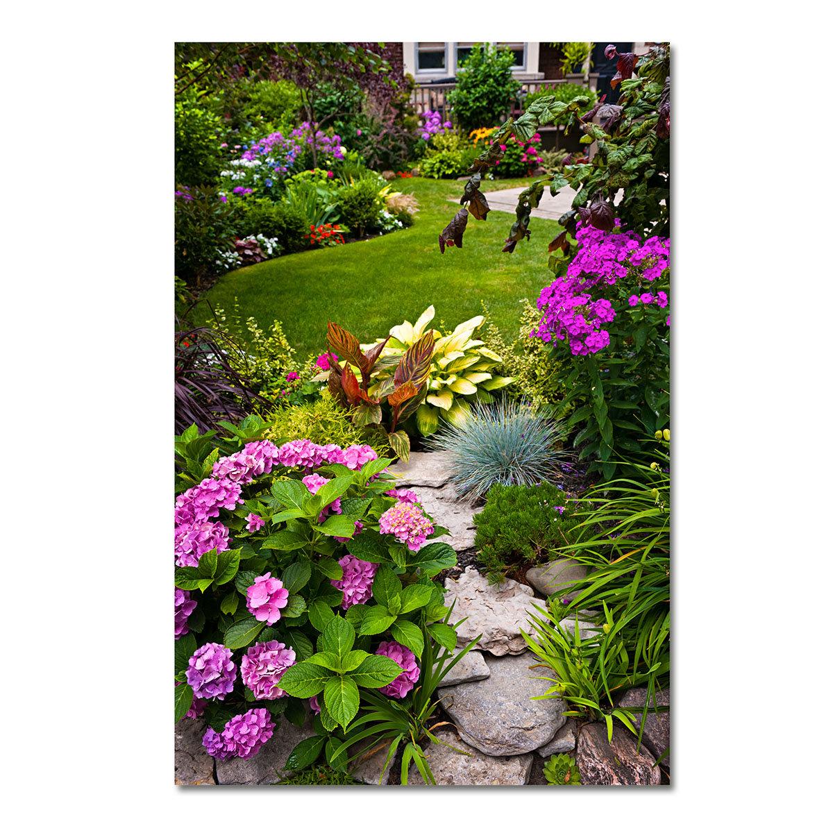 Garten-Poster Eden