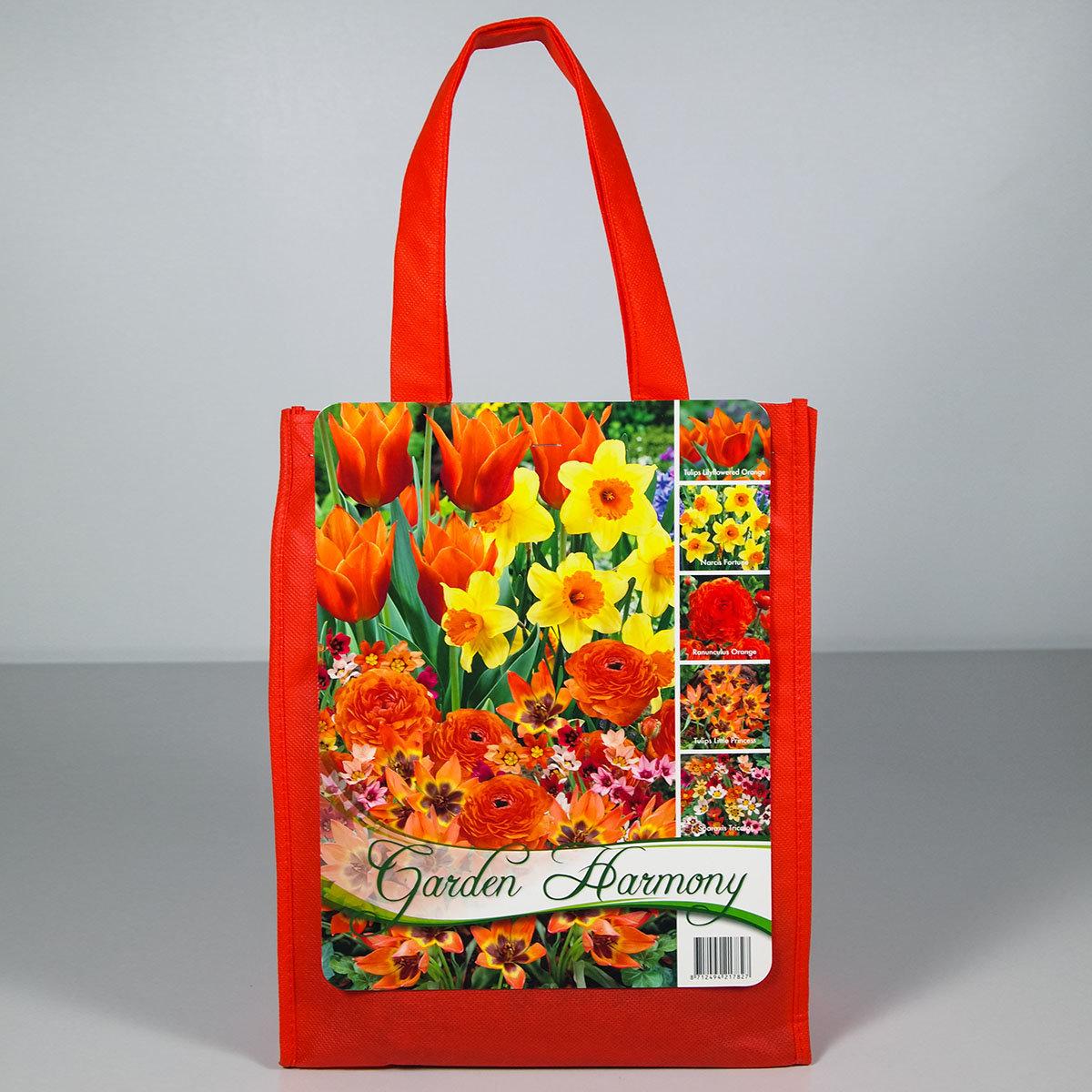 Blumenzwiebel-Sortiment Oranger Frühlingsgarten