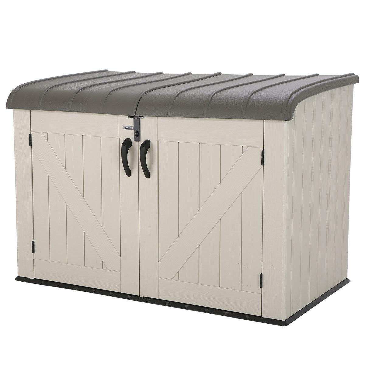 Lifetime Geräte- und Mülltonnenbox